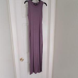 Lulu's maxi dress sz S
